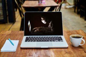 Desk Laptop Coronavirus Coffee  - Candid_Shots / Pixabay