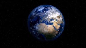 Earth Planet World Globe Space  - PIRO4D / Pixabay
