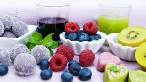 Fruits Chocolate Juice Food Candy  - silviarita / Pixabay